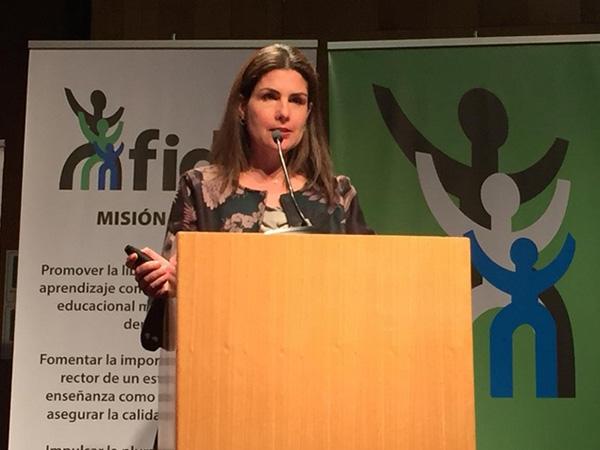 Soledad Garcés en FIDE 2018