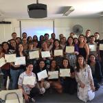 """Docentes del Colegio Alicante de La Florida asistieron al curso de """"Autocuidado docente: Claves para convivir en el mundo digital"""""""