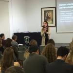 Profesores del colegio San Isidro de Buin trabajaron en estrategias de autocuidado en internet