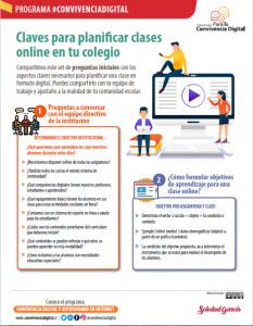 pantallazo claves para clases online
