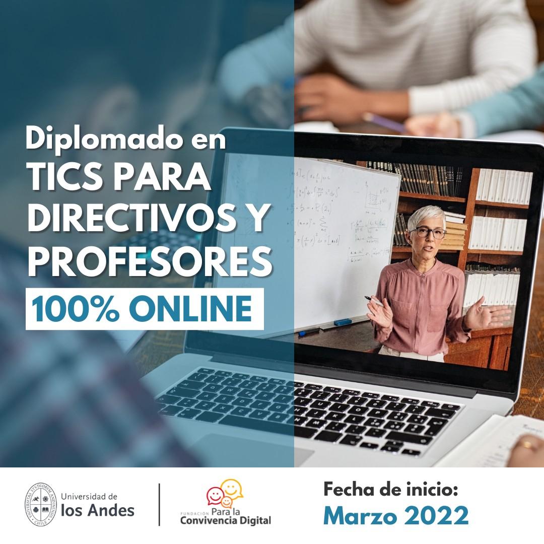 Diplomado en TICS para directivos y profesores