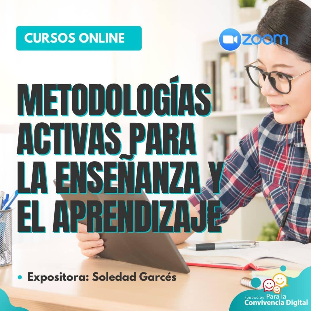 Metodologías activas para la enseñanza y el aprendizaje