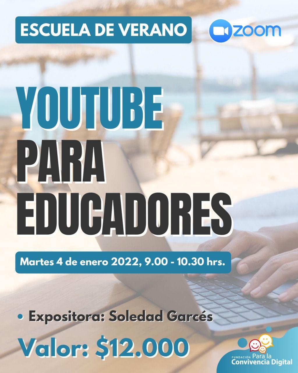 Youtube para educadores